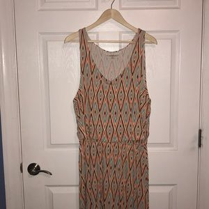 Stetson maxi dress women's sz XL